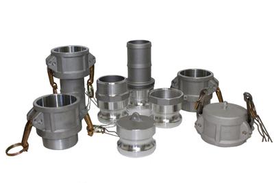 Pro Flow 3 Dust Cap Aluminum Brass Handles